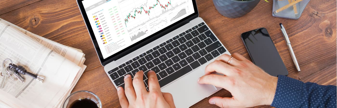Investment monitoring